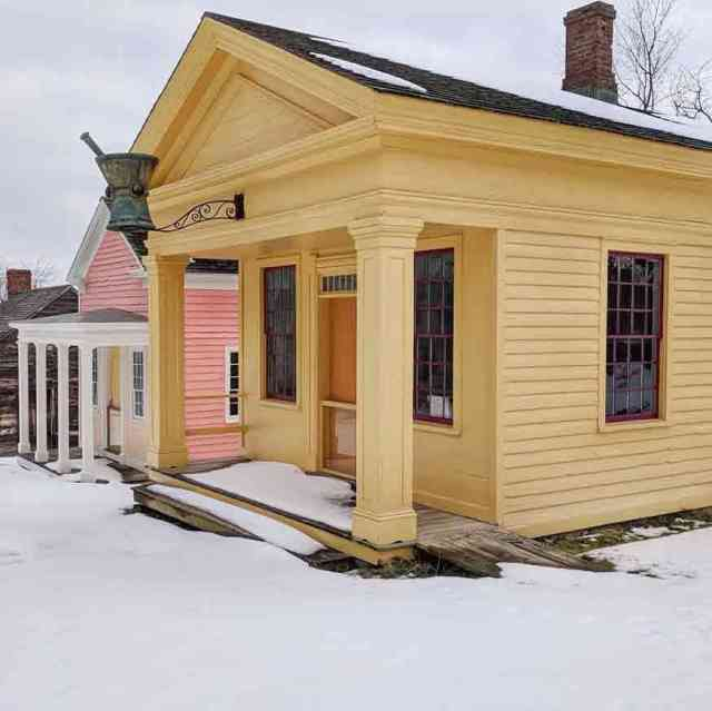Genesee Country Village Museum