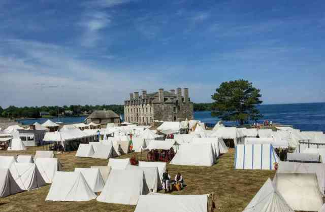 Old Fort Niagara State Park