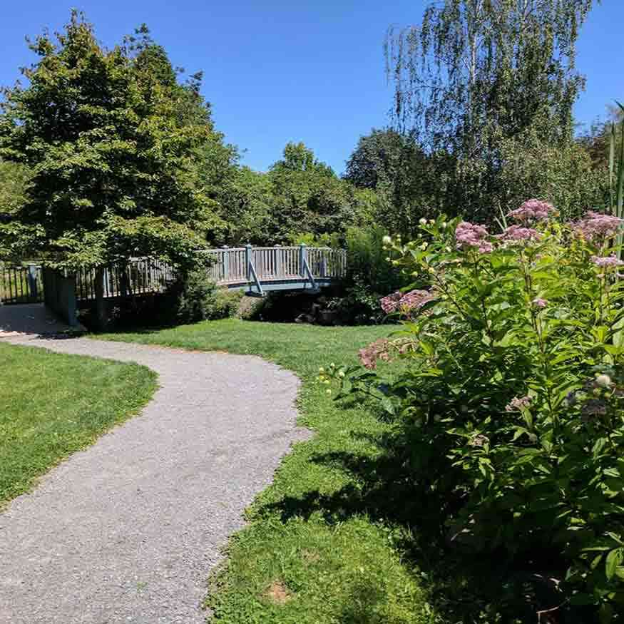 Public Gardens Around Rochester: Webster Arboretum