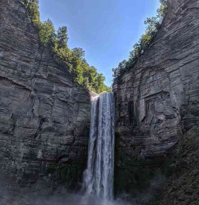 Taughannock Falls State Park Ithaca NY