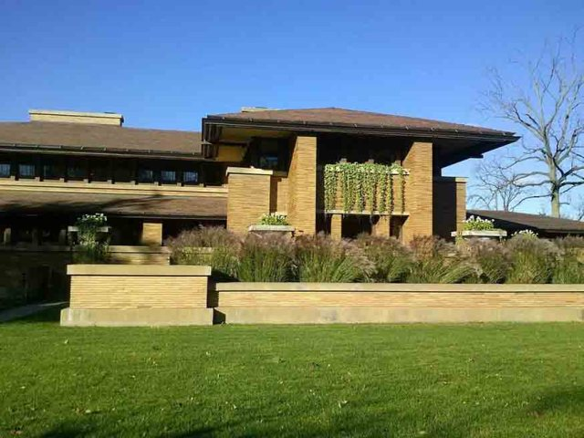 Best New York Attractions: Frank Lloyd Wright Martin House Complex