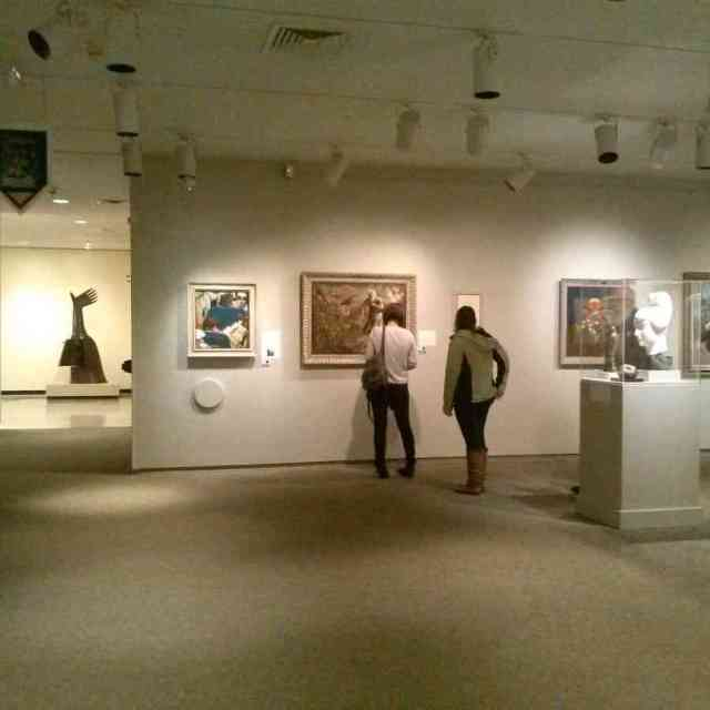 VIP Pass: Memorial Art Gallery
