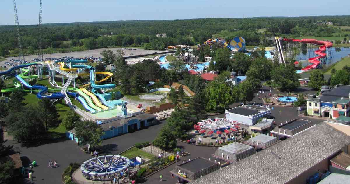 Rochester Experiences: Darien Lake Amusement Park