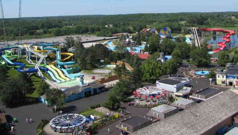 Amusement Parks: Darien Lake