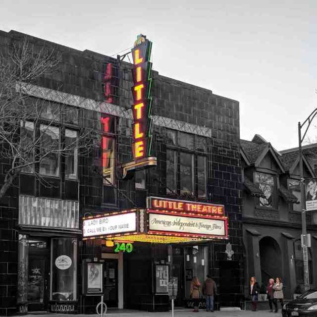 Things to Do Around Rochester: The Little Theater