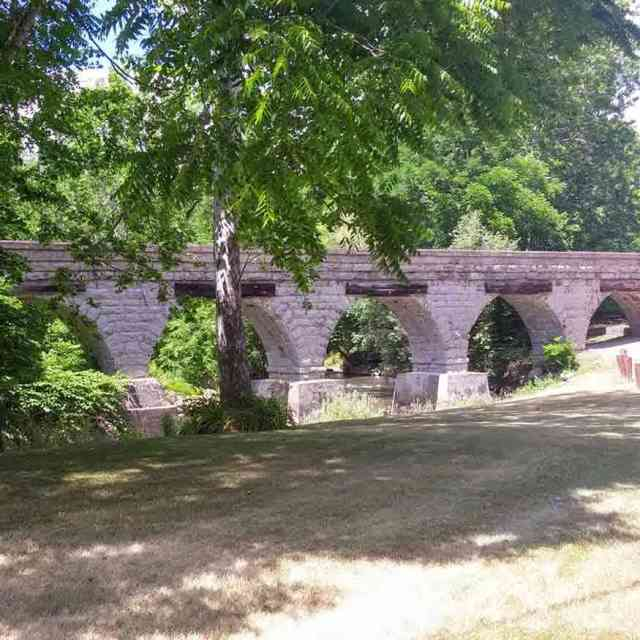 Five Arche Bridge Avon NY