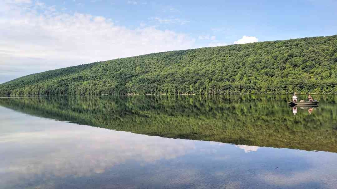 Summertime in Rochester: Canadice Lake