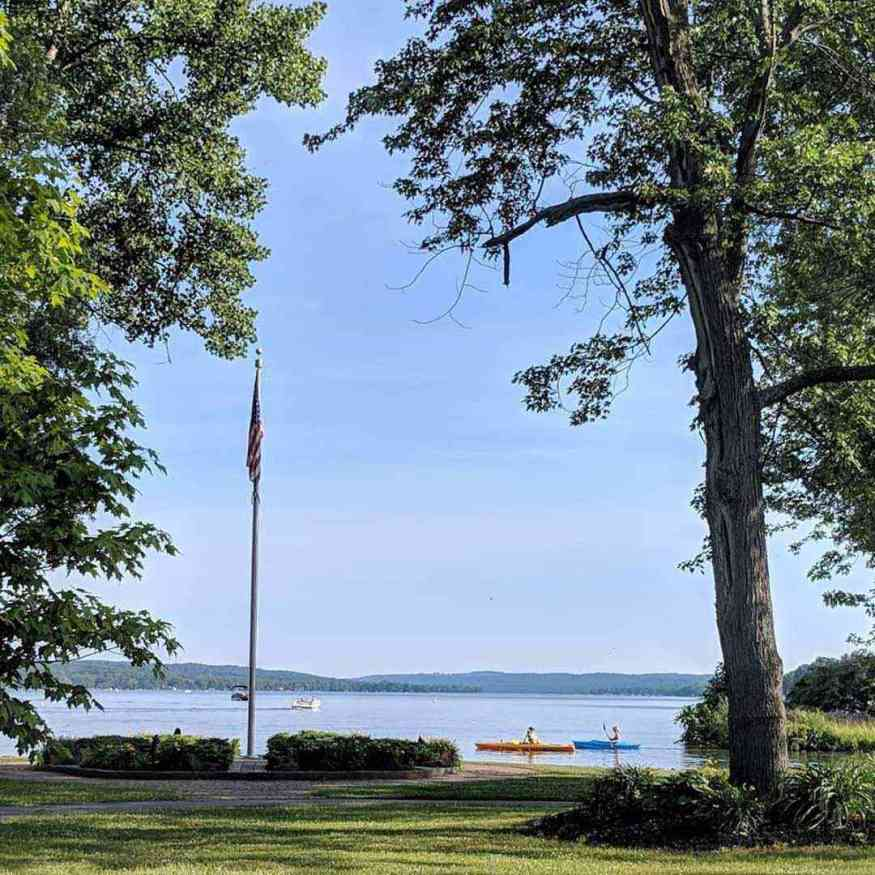 Water Trails: Conesus Lake