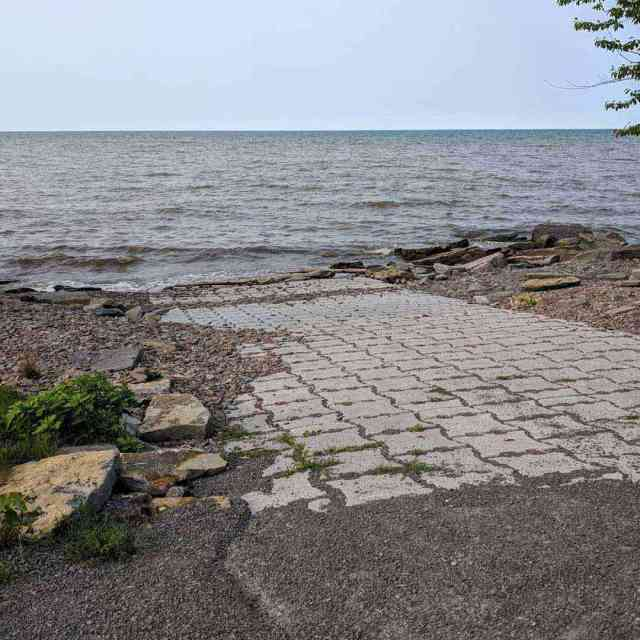 Hamlin Beach State Park boat launch