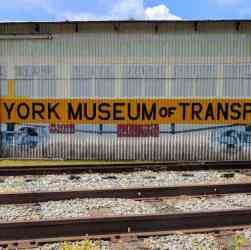 New York Museum of Transportation Cover
