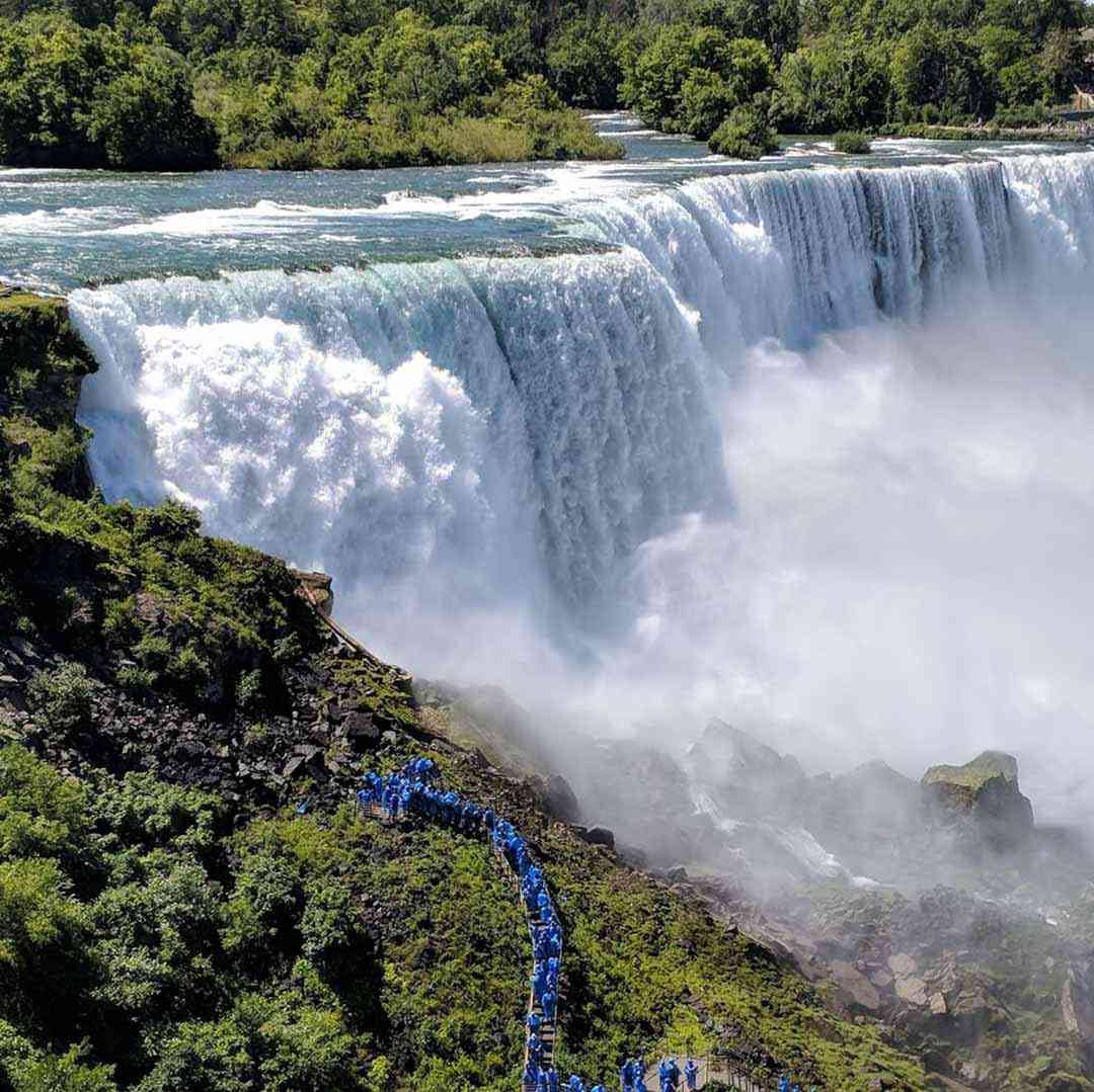 Best New York Attractions - Niagara Falls American Falls