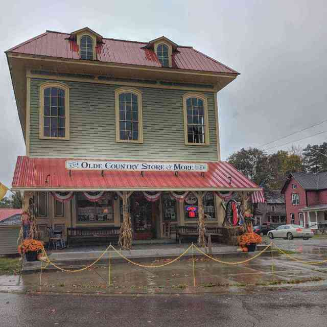 The Old Country Store and More - 1849