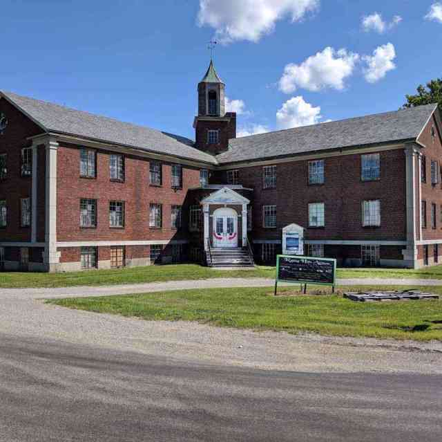 Rochester-Area Roadside Attractions - Rolling Hills Asylum in East Bethany, NY
