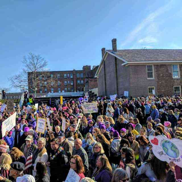 Seneca Falls Womens Rally