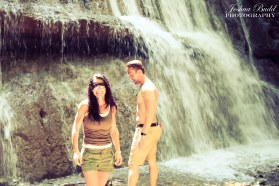 Sherman Falls, Waterfalls in Ontario, Hamilton Waterfalls, Beautiful Places in Ontario,