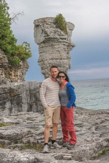 Flowerpot Island, Hiking Trails Ontario, Ontario Hiking, Beautiful Places in Ontario, Things to See in Ontario, Tobermory Attractions,