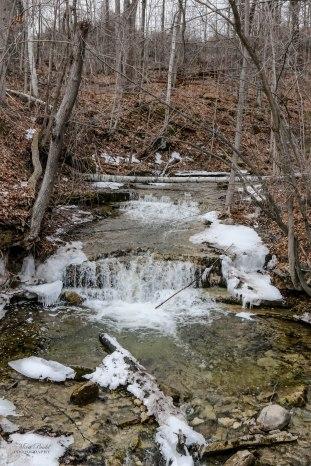 Silver Creek Cascades, Ontario Waterfalls, Hiking Trails Ontario, Ontario Hiking, Bruce Trail, Beautiful Places in Ontario, Silver Creek Conservation Area,