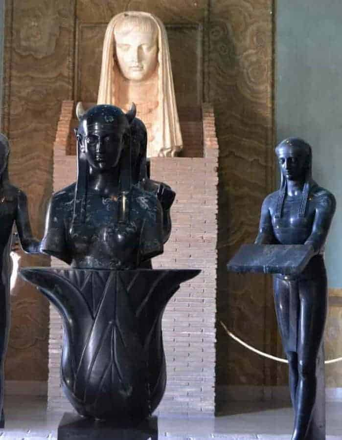 Vatican Museum Artifacts from Egypt
