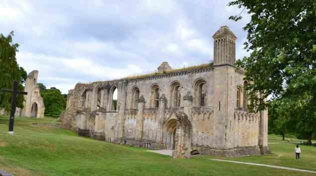 Glastonbury England Day Trip