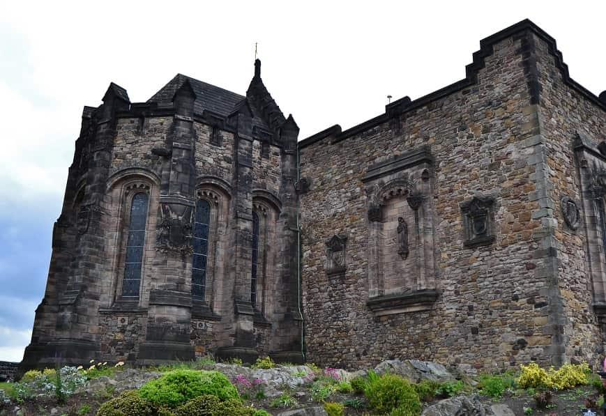 National War Memorial in Edinburgh