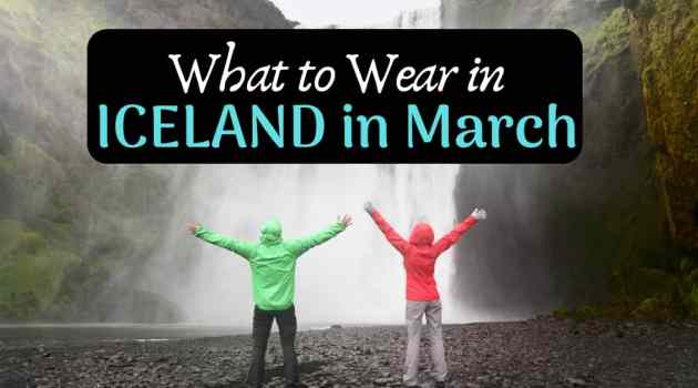 What You Should Wear in Iceland