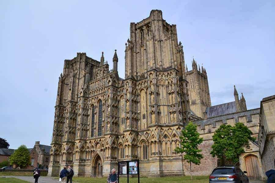 Day Trips in Somerset: Wells