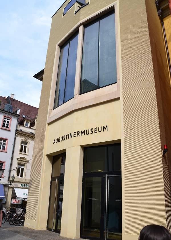 Augustiner Museum in Freiburg