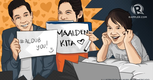 Why Filipinos overseas love #AlDub
