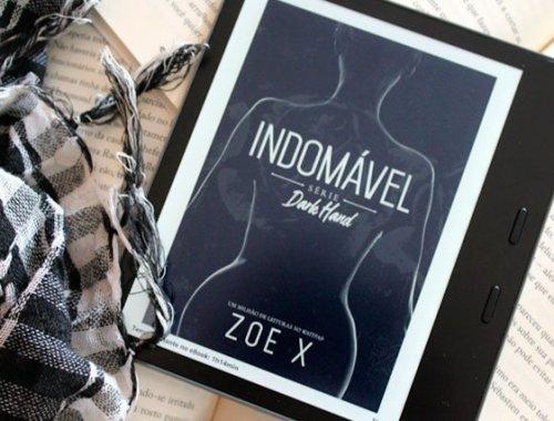Indomável - Série Dark Hand #01 - Zoe X