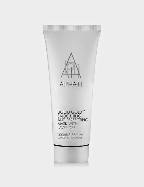 Review: Alpha-H Liquid Gold Smoothing & Perfecting Mask & Purifying Clay Mask, The Jesselton Girl