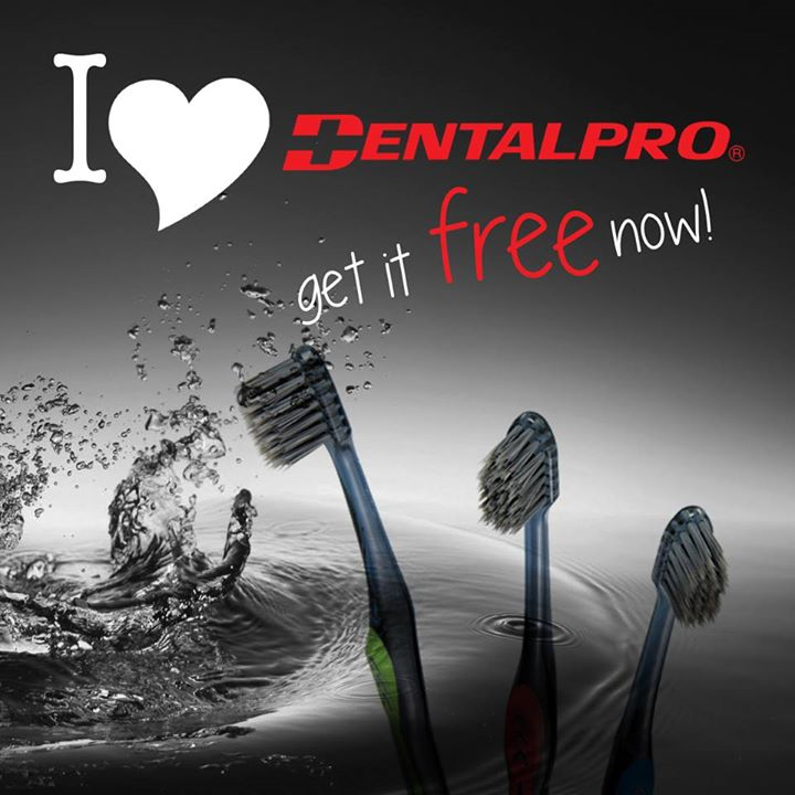 The Jesselton Girl Giveaway: DentalPro Black UltraSlim Compact Toothbrush