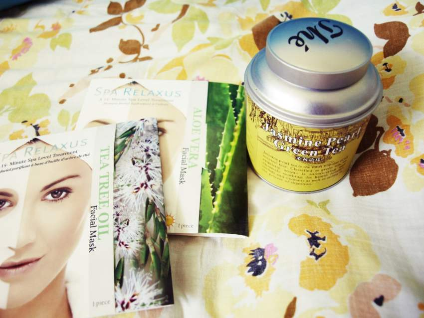 Let Me Get My Girly Shit: All About Facial Mask, The Jesselton Girl