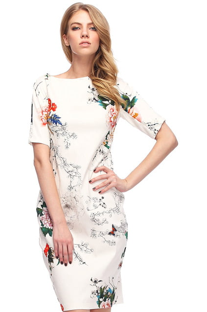 The Jesselton Girl Deal: ROMWE Printed Dress