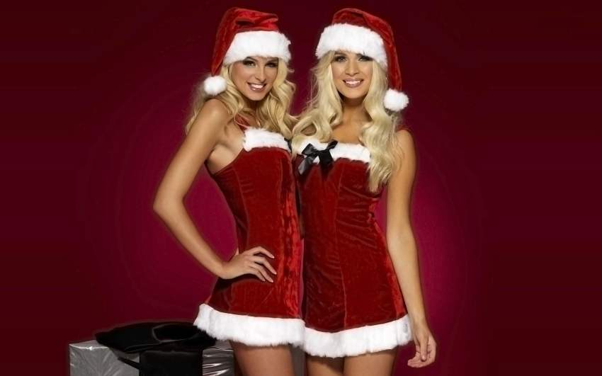 The Jesselton Girl Deal: Get into the Christmas Spirit with Santa Outfits!