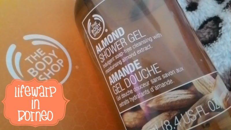 The Jesselton Girl Beauty: The Body Shop Almond Shower Gel 250ml