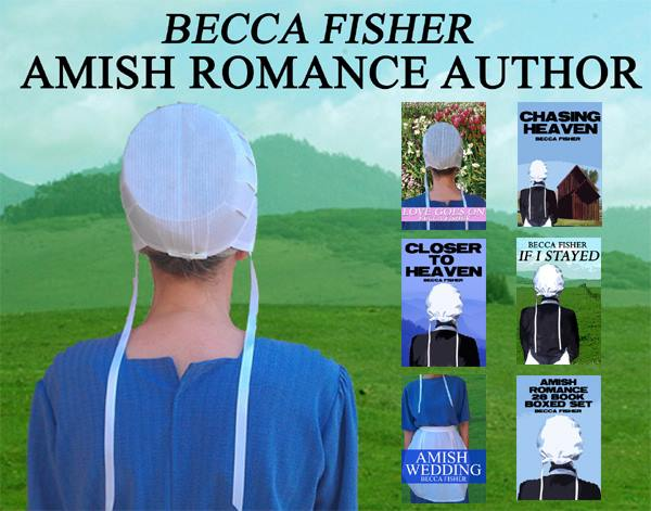 Book: Becca Fisher's Heavenly Blessing (Amish Romance)