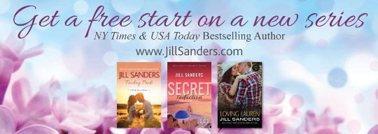 The Jesselton Girl Book: Loving Lauren by Jill Sanders
