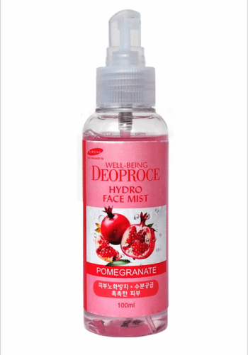 Deoproce Hydro Face Mist Pomegranate 100ml