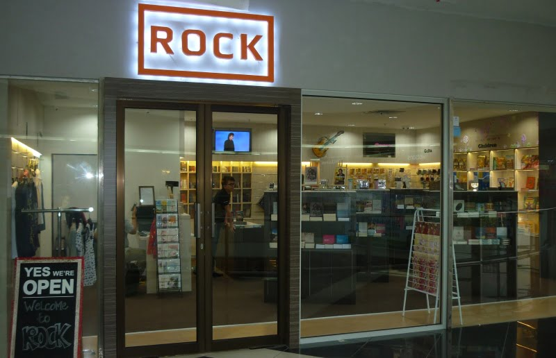 The Jesselton Girl Shop: Get Your Christmas Gift from ROCK Gifts & Book Centre