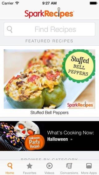 sparkrecipes