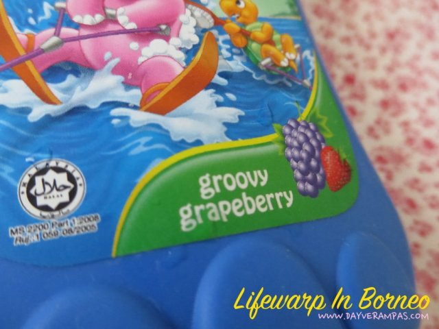 Baby: Carrie Junior Baby Bath – Groovy Grapeberry, The Jesselton Girl