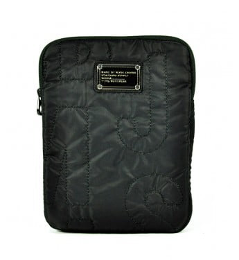 MARC JACOBS Pretty Nylon iPad Case in Black