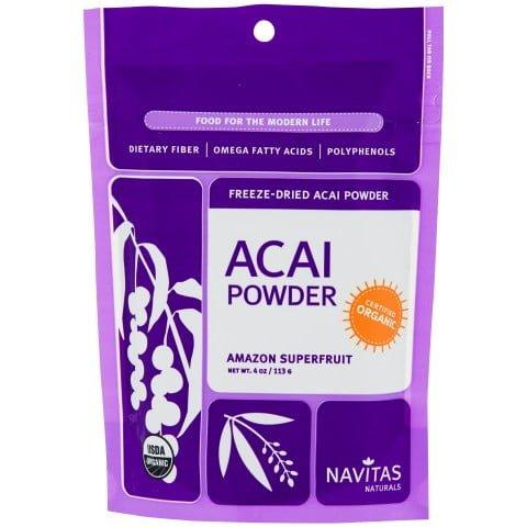 Navitas Naturals Acai Powder 4oz