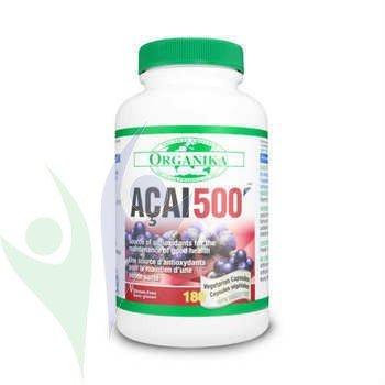 Organika Acai 500