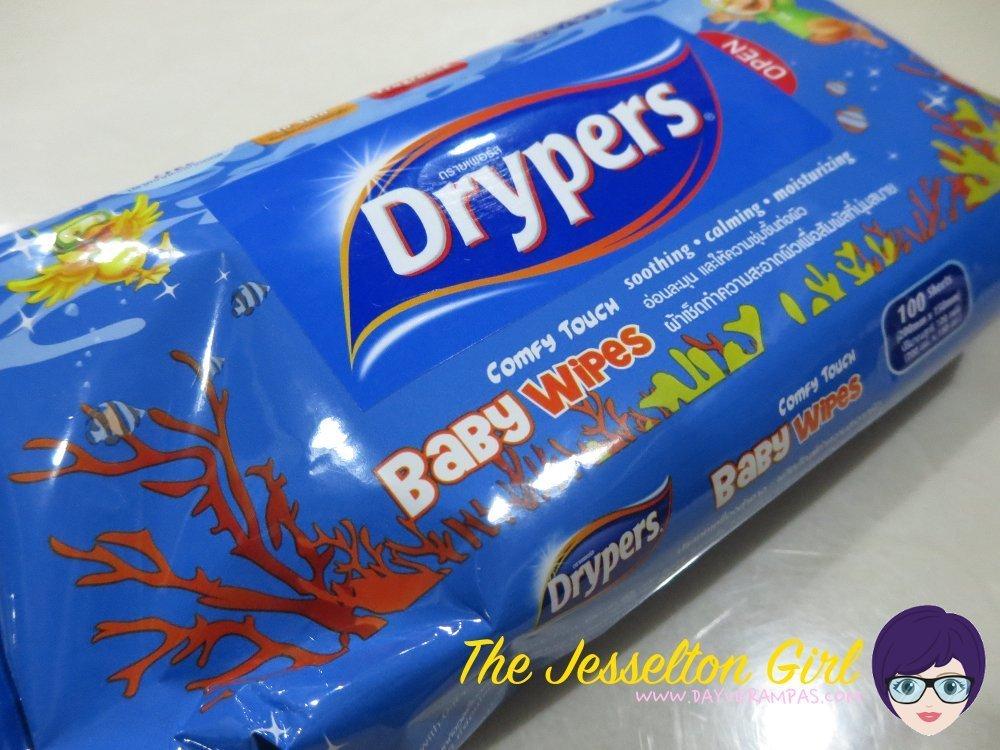 Drypers Baby Wipes