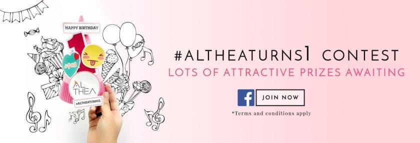 The Jesselton Girl Beauty: Althea Korea Turns ONE today!