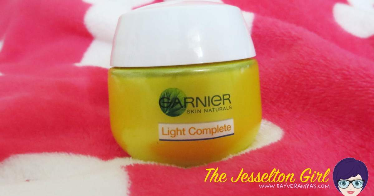 Review: Garnier Light Complete Multi-Action Whitening Cream Night Restore
