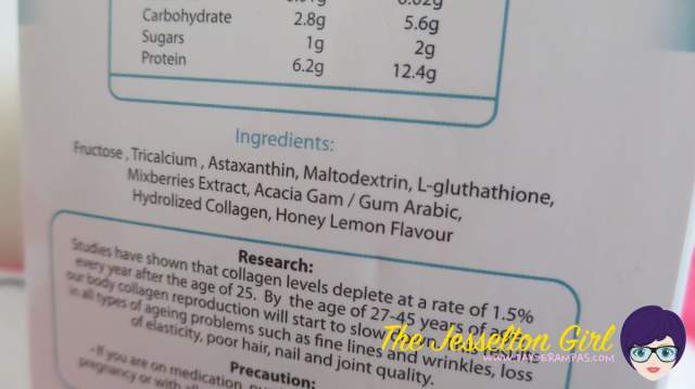 The Jesselton Girl Review: Kitsui Generation 2 Collagen