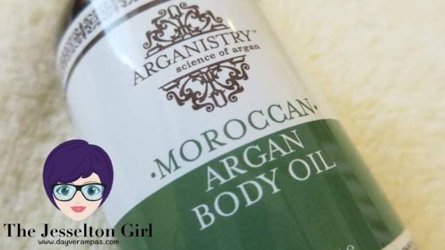 Arganistry Moroccan Argan Body Oil
