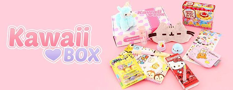 Promotion: The Cheapest Kawaii Box from Japan